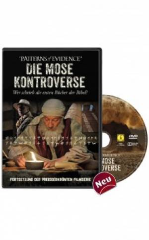 DVD - Patterns Of Evidence - Die Mose-Kontroverse